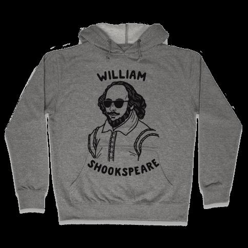 William Shookspeare Hooded Sweatshirt