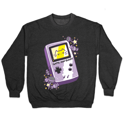 Game Non-binary Pullover