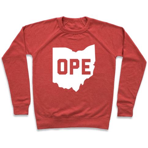 Ope Ohio Pullover