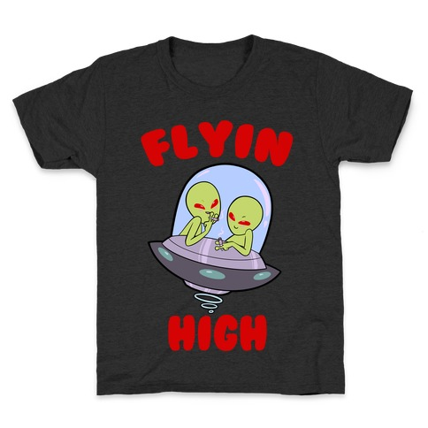 Flyin' High Kids T-Shirt