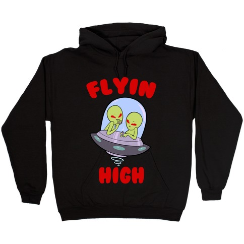Flyin' High Hooded Sweatshirt