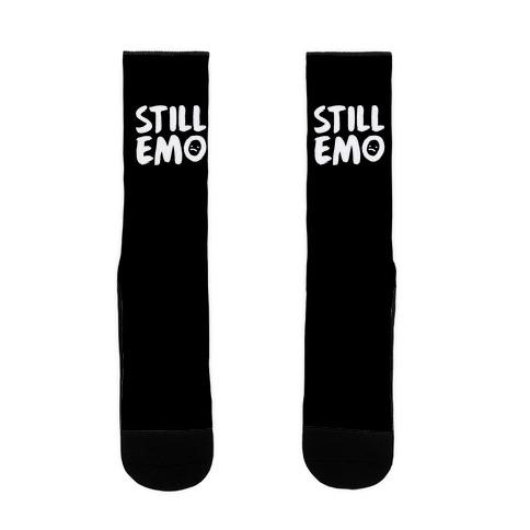 Still Emo Sock