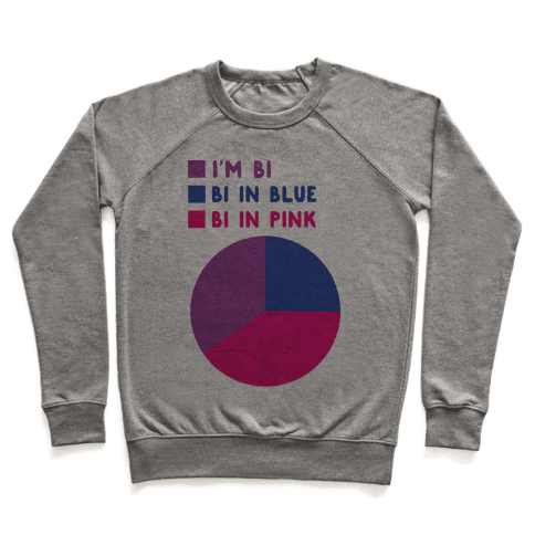 Bisexual Chart Pullover