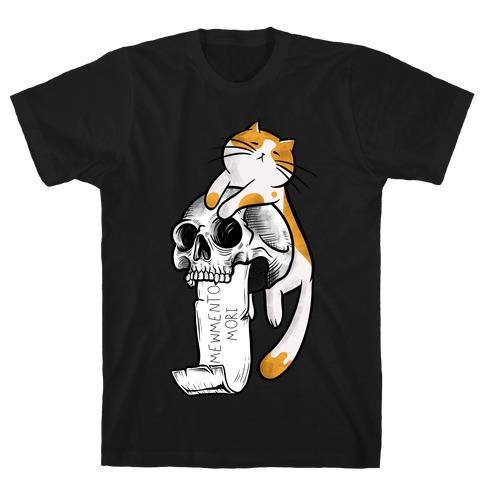 Mewmento Mori T-Shirt