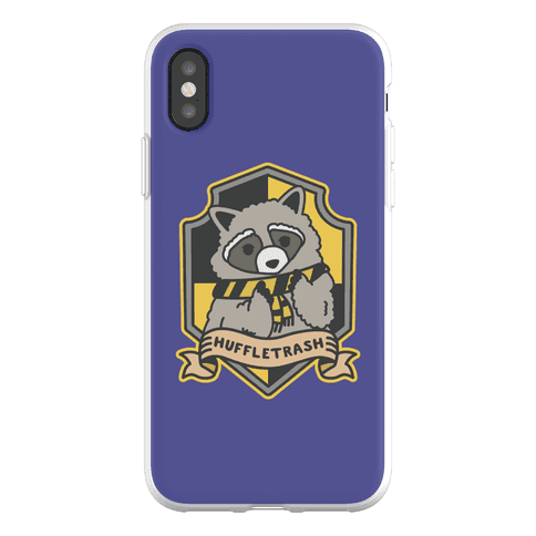 Huffletrash Phone Flexi-Case