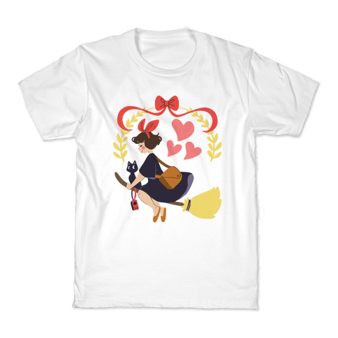 Delivery Witch - Kiki Kids T-Shirt