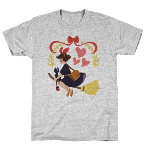 Delivery Witch - Kiki  Mens T-Shirt