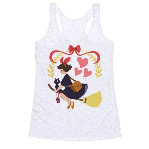 Delivery Witch - Kiki Racerback Tank Top
