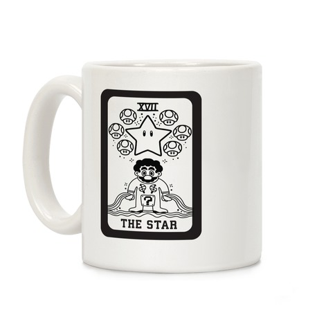 The Star Tarot Coffee Mug