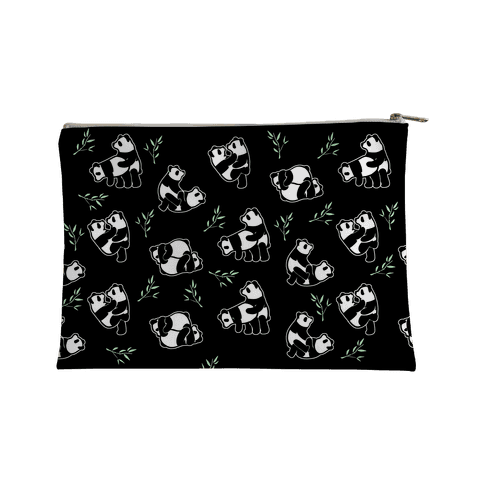 Pandas in Various Sexual Positions Accessory Bag