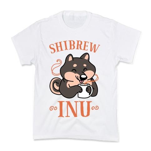 Shibrew Inu Kids T-Shirt