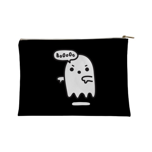 Disapproving Ghost Accessory Bag