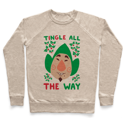 Tingle All the Way Pullover
