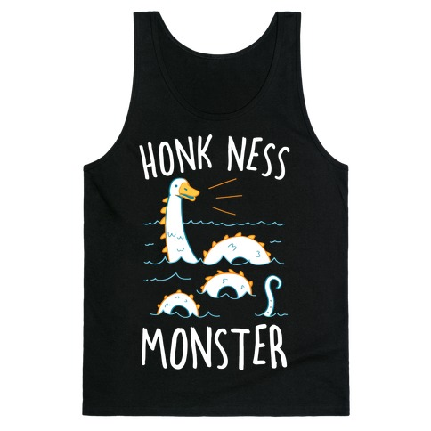 Honk Ness Monster Tank Top
