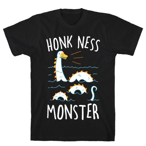 Honk Ness Monster T-Shirt
