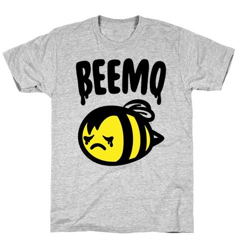 Beemo Emo Bee Parody T-Shirt