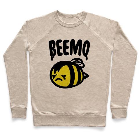 Beemo Emo Bee Parody Pullover