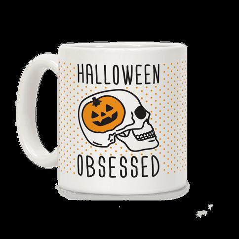 Halloween Obsessed Coffee Mug