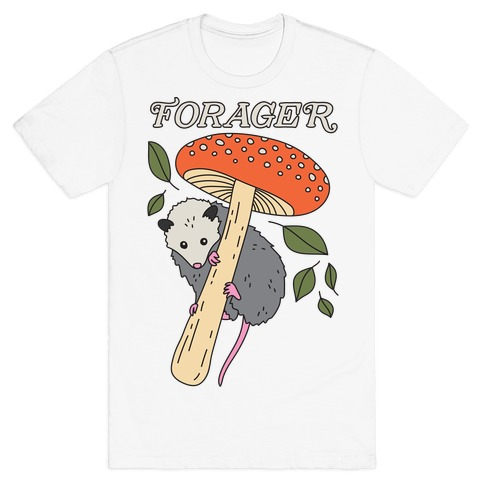 Forager Opossum T-Shirt