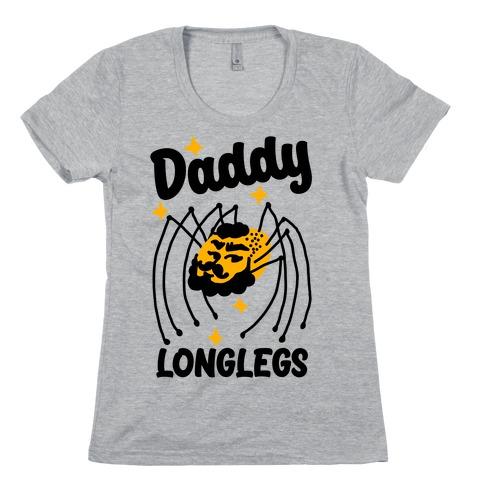 DADDY Longlegs Womens T-Shirt
