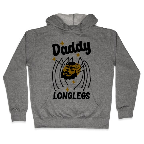 DADDY Longlegs Hooded Sweatshirt