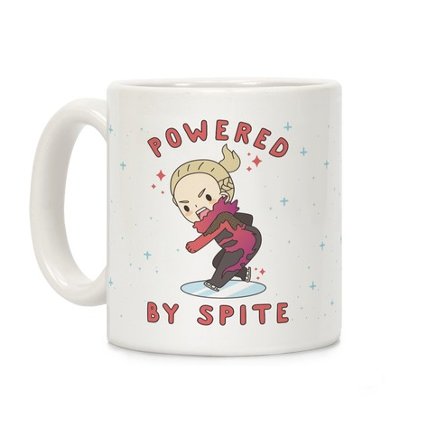 Powered By Spite Coffee Mug