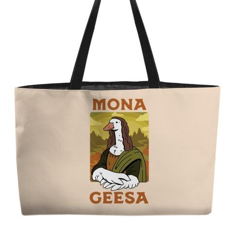 Mona Geesa Weekender Tote
