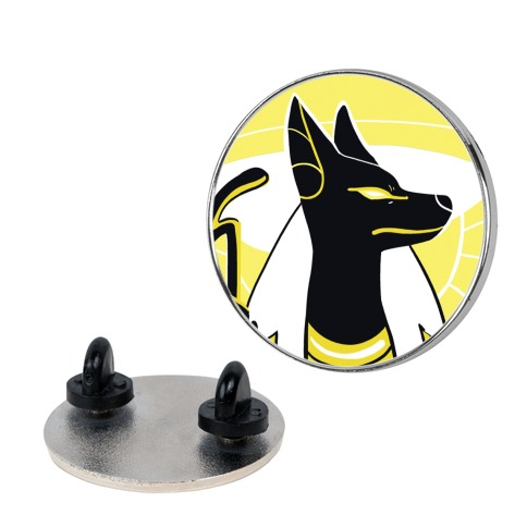 Canine and Divine - Anubis  pin