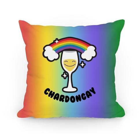 Chardongay Pillow