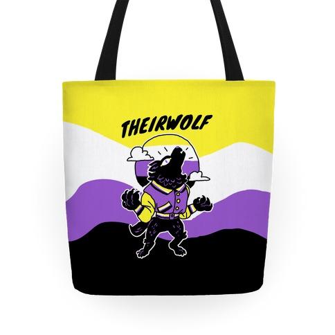 Theirwolf Tote