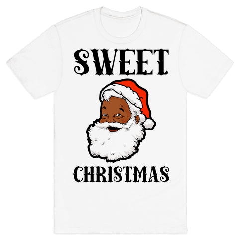 Sweet Christmas Mens T-Shirt