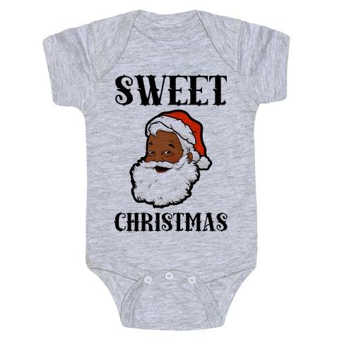 Sweet Christmas Baby Onesy
