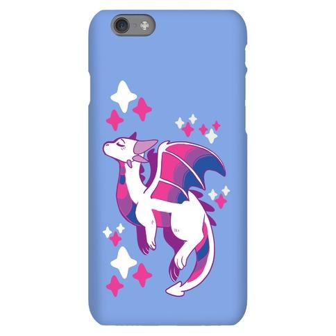Bi Pride Dragon Phone Case
