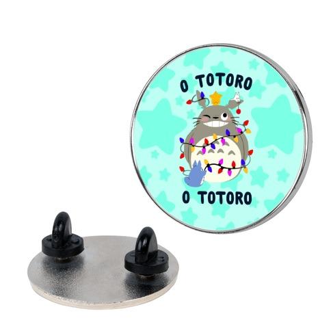 O Totoro, O Totoro Pin