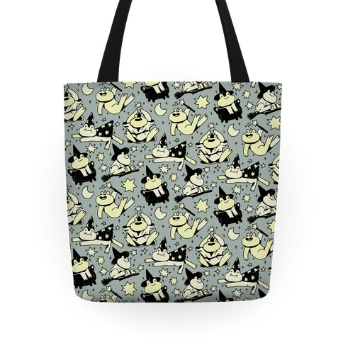 Magic Frogs Tote