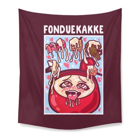 Fonduekakke Tapestry
