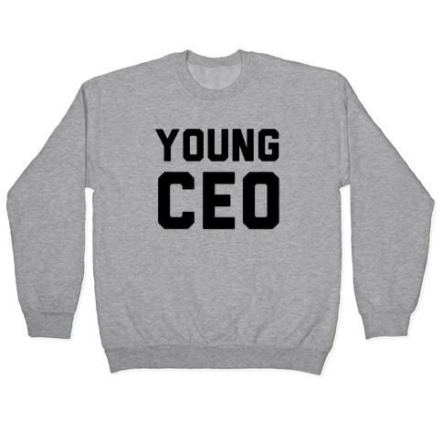 Young CEO Pullover