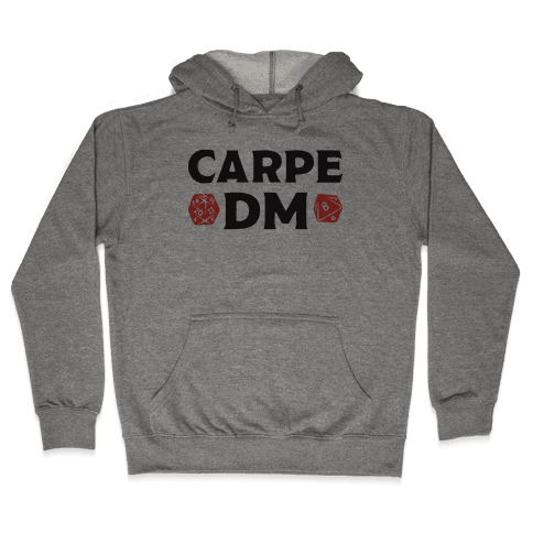 Carpe DM Hooded Sweatshirt