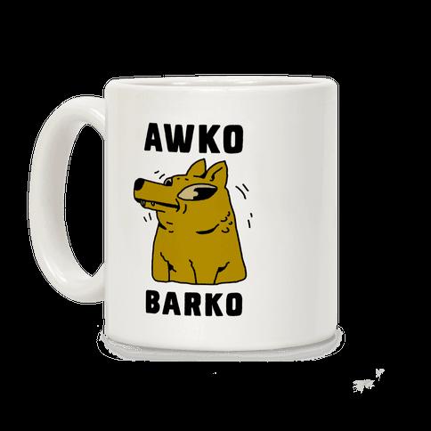 Awko Barko Coffee Mug