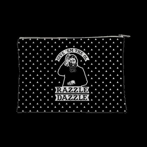 Give 'Em the Ol Razzle Dazzle Rasputin Accessory Bag