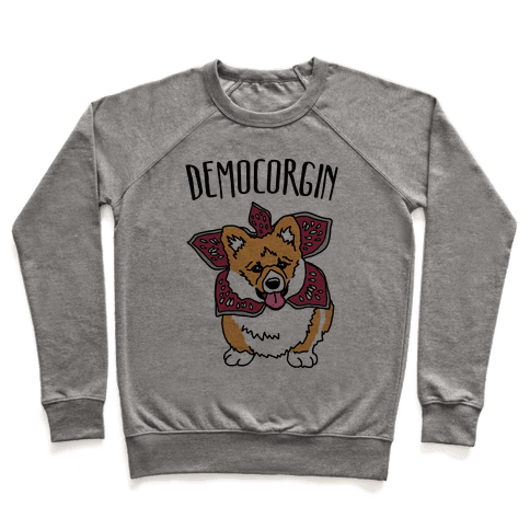 Democorgin Parody Pullover