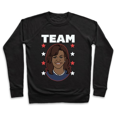 Tag Team Barack & Michelle Obama 2 Pullover