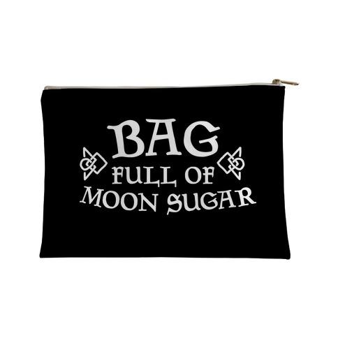Bag Full of Moon Sugar Accessory Bag