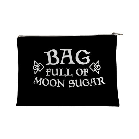 Bag Full of Moon Sugar Accessory Bag