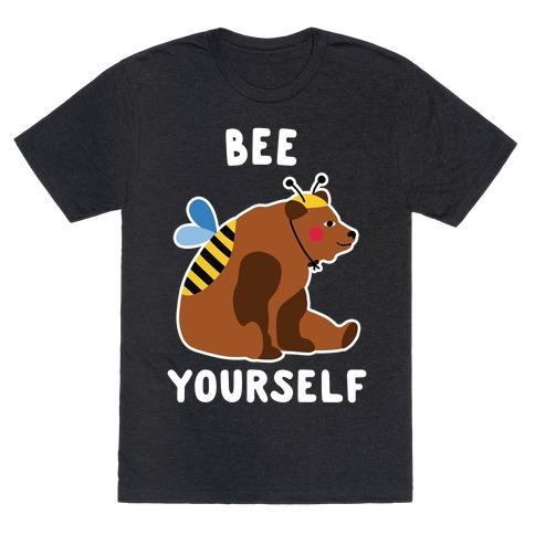 Bee Yourself Bear T-Shirt