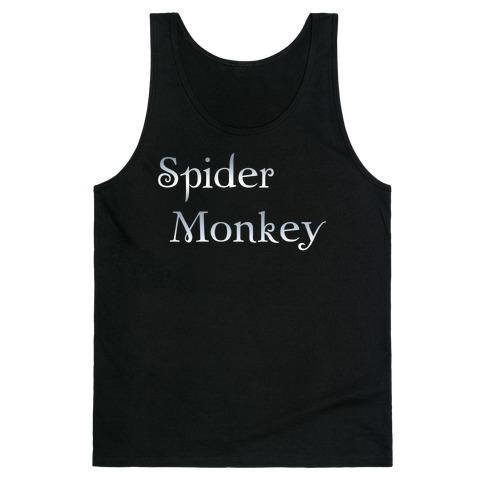 Spider Monkey Tank Top
