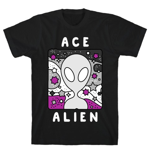 Ace Alien T-Shirt