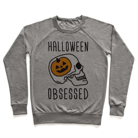 Halloween Obsessed Pullover
