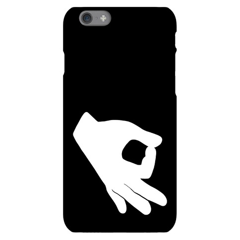 Finger Circle Phone Case