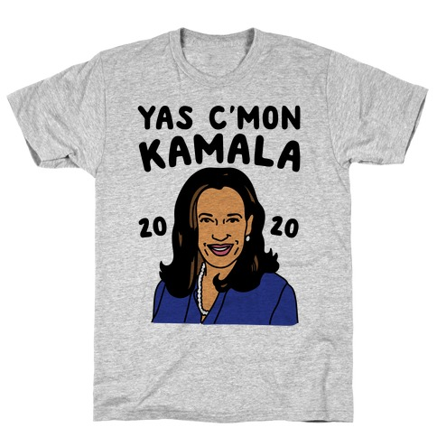 Yas C'mon Kamala 2020 T-Shirt